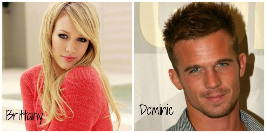 Dominic and Brittany